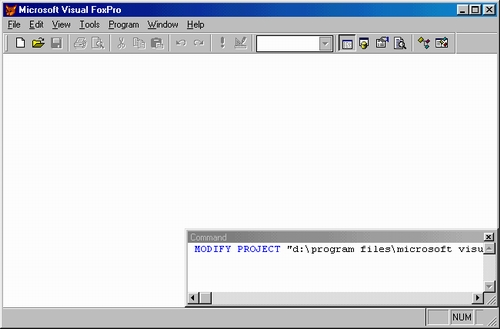 Foxpro 2.6 download