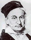 click for learn about Carl Friedrich Gauss